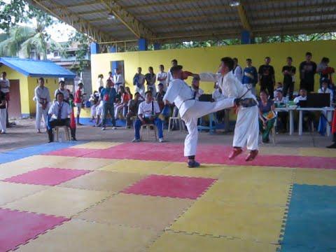 Karate-Do Shotokan Sparring (Kumite)