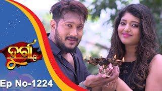 Durga | Full Ep 1224 | 9th Nov 2018 | Odia Serial - TarangTV