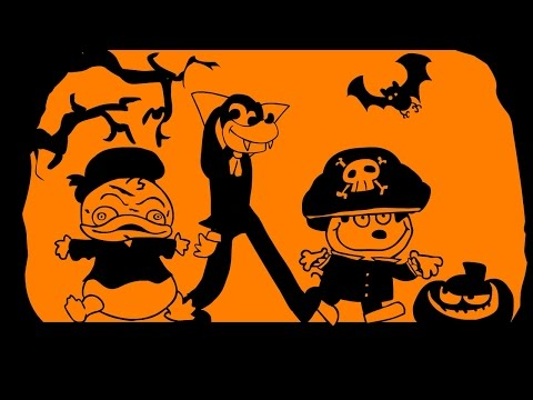 Mokey's Show: Halloween