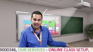 Interactive Whiteboard - Sales (Hindi)