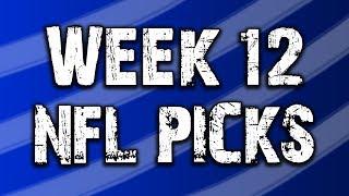 Week 12 NFL Picks Against the Spread