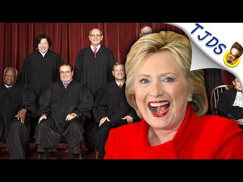 WikiLeaks Shocker: Hillary Pushed For REPUBLICAN On Supreme Court!