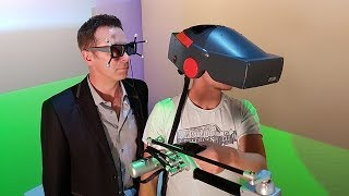 Is Virtual Reality ready to take off? - BBC Click