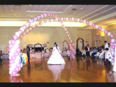 Decoraciones para fiestas de 15 a os y matrimonios for Decoracion para 15 anos sencilla