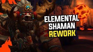 *NEW* Elemental Shaman Rework Walkthrough in Battle For Azeroth - Complete Walkthrough