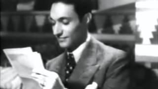 لقطات تسجيلية نادرة من فيلم دموع الحب ١٩٣٥