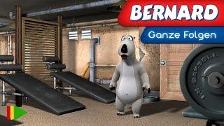 Bernard Bear - 01 - Fitness Studio