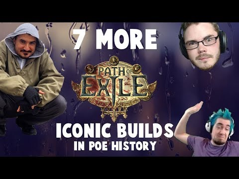 Xxx Mp4 7 MORE ICONIC BUILDS In PoE History 2011 2018 3gp Sex