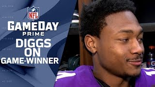 Stefon Diggs on Game-Winning TD,
