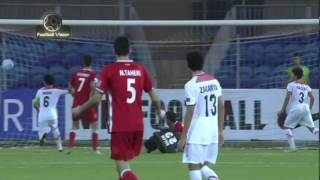mojtaba najarian U19 Iran Highlight