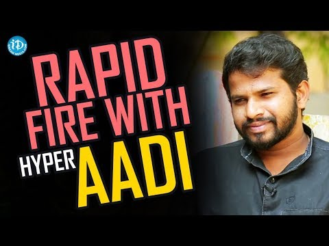 Xxx Mp4 Rapid Fire With Hyper Aadi Anchor Komali Tho Kaburlu 3gp Sex