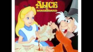 Alice in Wonderland OST - 21 - The Queen of Hearts/Who's Been Painting My Roses Red?