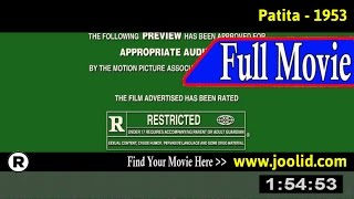 Watch: Patita (1953) Full Movie Online