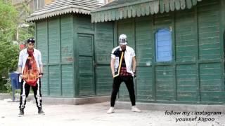 Young Kings Opium Ft Sadat & Fifty  كليب انا سوبر مان - سادات و فيفتى رقص يوسف كابو واحمد الفلسطينى