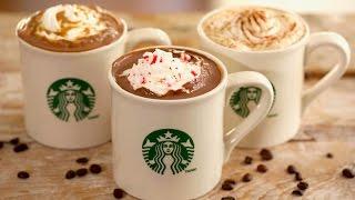 Homemade Starbucks Drinks - Gemma