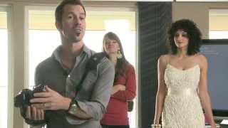 Zach and Jody Gray: How to Shoot a Bride Getting Ready