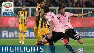 Palermo - Verona-3-2- Highlights - Giornata 38 - Serie A TIM 2015/16