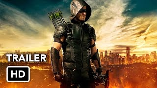 Arrow Season 4 Trailer (HD)