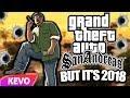 GTA: San Andreas but it