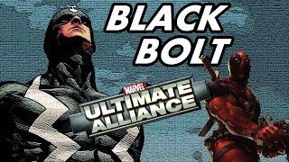 Deadpool - Talking to Black Bolt (Marvel Ultimate Alliance)