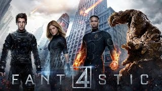 Extended Fantastic Four 2015 Preview & Deadpool Trailer Promo - Reaction & Review