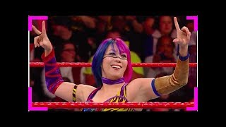 wwe raw results 12/04/2017  Asuka made some pretty impressive wwe history with her victory