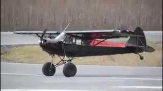 shortest landing ever, world record
