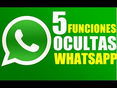 Xxx Mp4 5 Funciones Ocultas De Whatsapp Trucos Que No Sabias 2019 3gp Sex