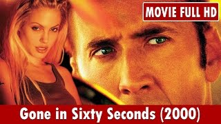 Gone in Sixty Seconds (2000) Movie **  Nicolas Cage, Angelina Jolie, Giovanni Ribisi