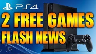 NEW PS4 FREE TO PLAY GAME RELEASE DATE 2019 - PS4 NEWS FLASH