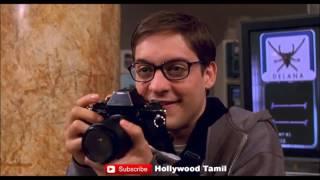 [தமிழ்] SpiderMan1 Spider Bite scene | Super Scene | HD 720p