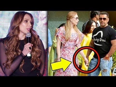 Xxx Mp4 Lulia Vantur S Reaction On AFFAIR With Salman Khan 3gp Sex