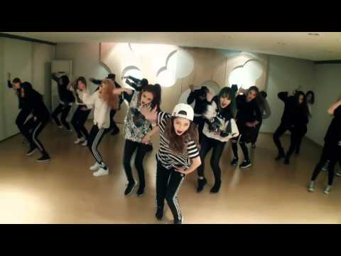 4MINUTE - Crazy (Choreography Practice Video)