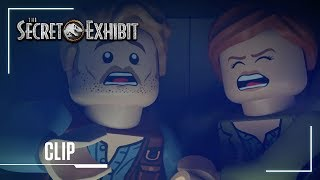 LEGO Jurassic World: The Secret Exhibit | Clip: Adventure Detour | Watch on SyFy December 1 8/7c
