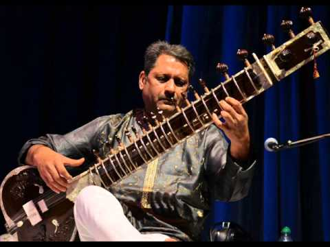 Baharon phool barsao on sitar by Pandit Harvinder Sharma