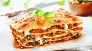 How To Make Vegetarian Lasagna