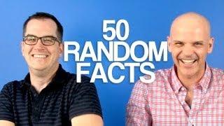 50 Random Facts | BarelyPolitical