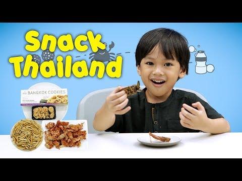 Xxx Mp4 KATA BOCAH Tentang Snack Thailand Ulat Bambu Kepiting Crispy Gummy Yogurt 38 3gp Sex