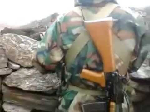 watch War Loving Chinese Army provokes Indian Border Security Guards