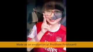 Fan Girl Arsenal - Goonerette :*
