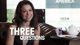 Orphan Black - 3 Questions, 2 Biscuits & 1 Cup of Tea