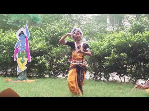 Xxx Mp4 Navya 39 S Performance On Janmashtami At Mirambika Aug 2016 3gp Sex