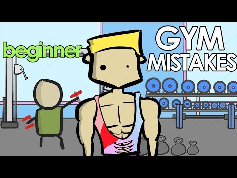 Xxx Mp4 5 Beginner Gym Mistakes You Need To Avoid 3gp Sex