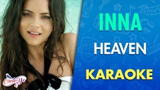 Inna - Heaven CON LETRA   CantoYo Karaoke