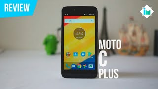 Motorola Moto C Plus - Review en español
