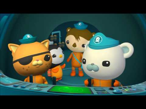 OCTONAUTS Midnight Zone