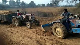 Tractor Eicher VS Mahindra From N.P.Singhraneiya and Navdeep Jangra