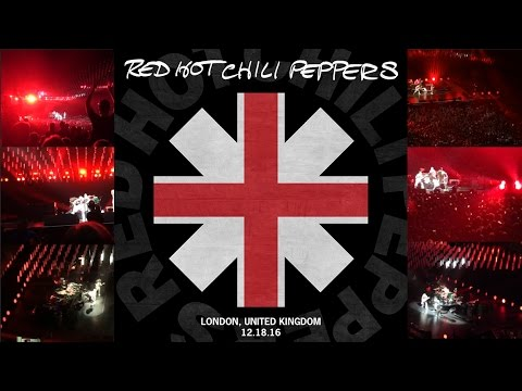 Multi-Camera Concert: RHCP London O2 Arena (20 cameras/soundboard audio)