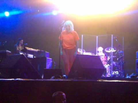 Blondie Call me Live BBK LIVE FESTIVAL Spain 2011