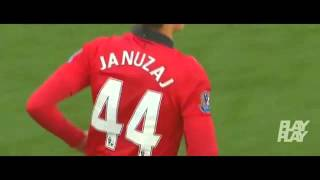 Adnan Januzaj - skills and goals for Manchester United - Golden Boy